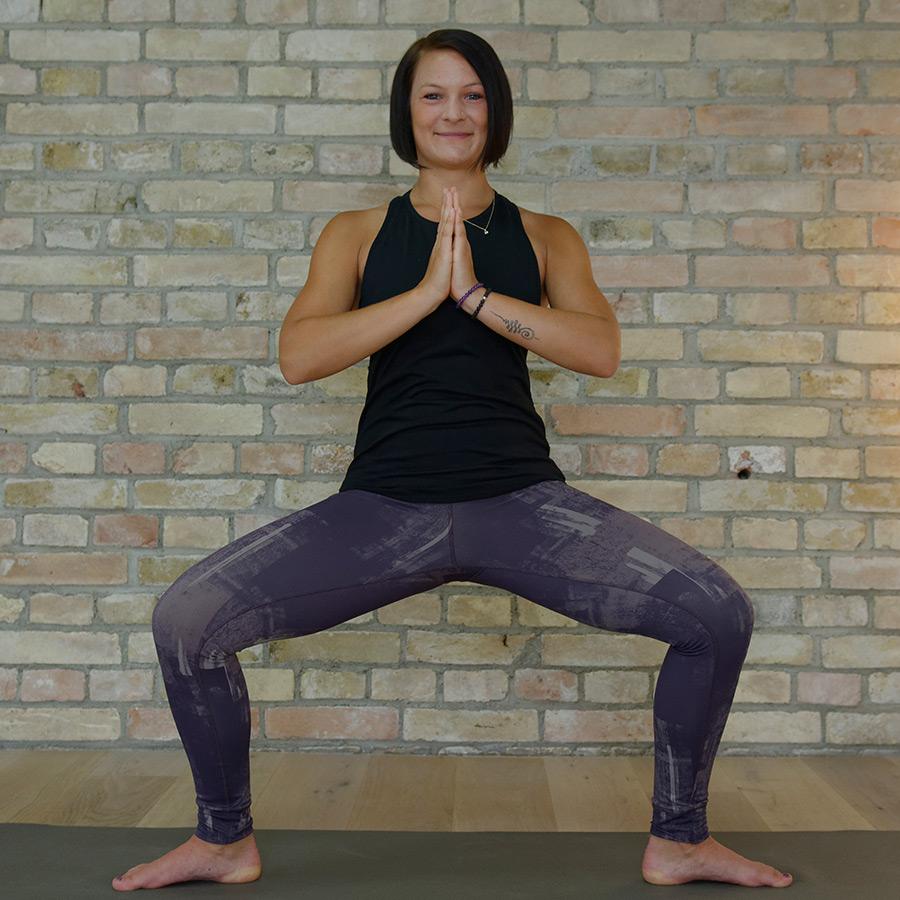 Carina Kögel Ananda Yoga Haus Team