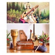 Kirtan Workshop mit Akari aus Japan im Ananda Yoga Haus in Kempten am 13. Juli 2019